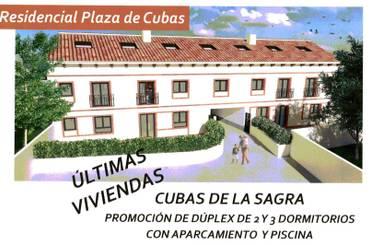Dúplex en venta en Calle Sagrado Corazón, Cubas de la Sagra
