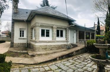 Casa o chalet de alquiler en Alpedrete