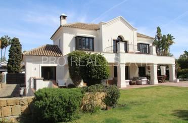 Casa o chalet de alquiler en Estepona