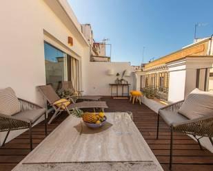 Ático de alquiler vacacional en Calle Alhóndiga, 21,  Sevilla Capital