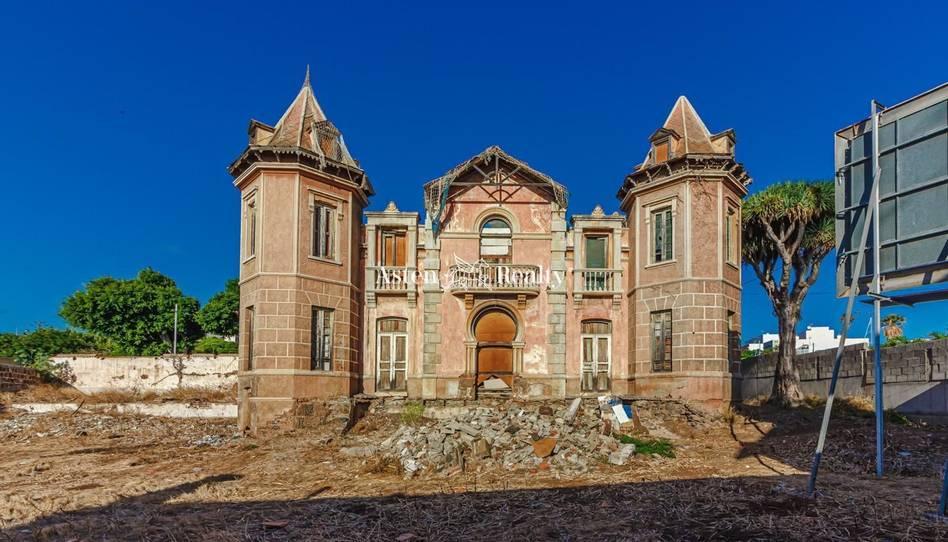 Foto 1 de Casa o chalet en venta en De Los Menceyes, La Cuesta - Gracia - Finca España, Santa Cruz de Tenerife