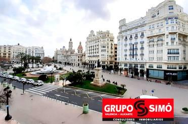 Piso de alquiler con opción a compra en Plaza del Ayuntamiento,  Valencia Capital