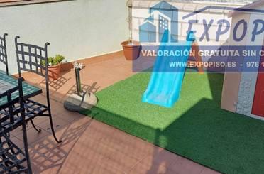 Ático en venta en  Zaragoza Capital