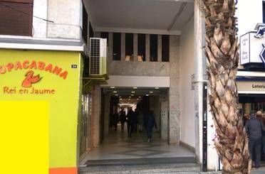 Local de alquiler en Rey D. Jaime, Castellón de la Plana ciudad