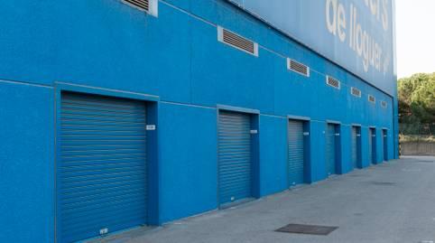 Foto 3 de Trastero de alquiler en Carrer del Roure, 2, Zona Industrial, Barcelona