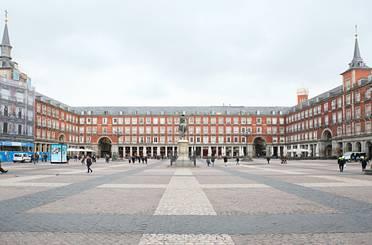 Estudio en venta en Túnel de la Plaza Mayor, Sol